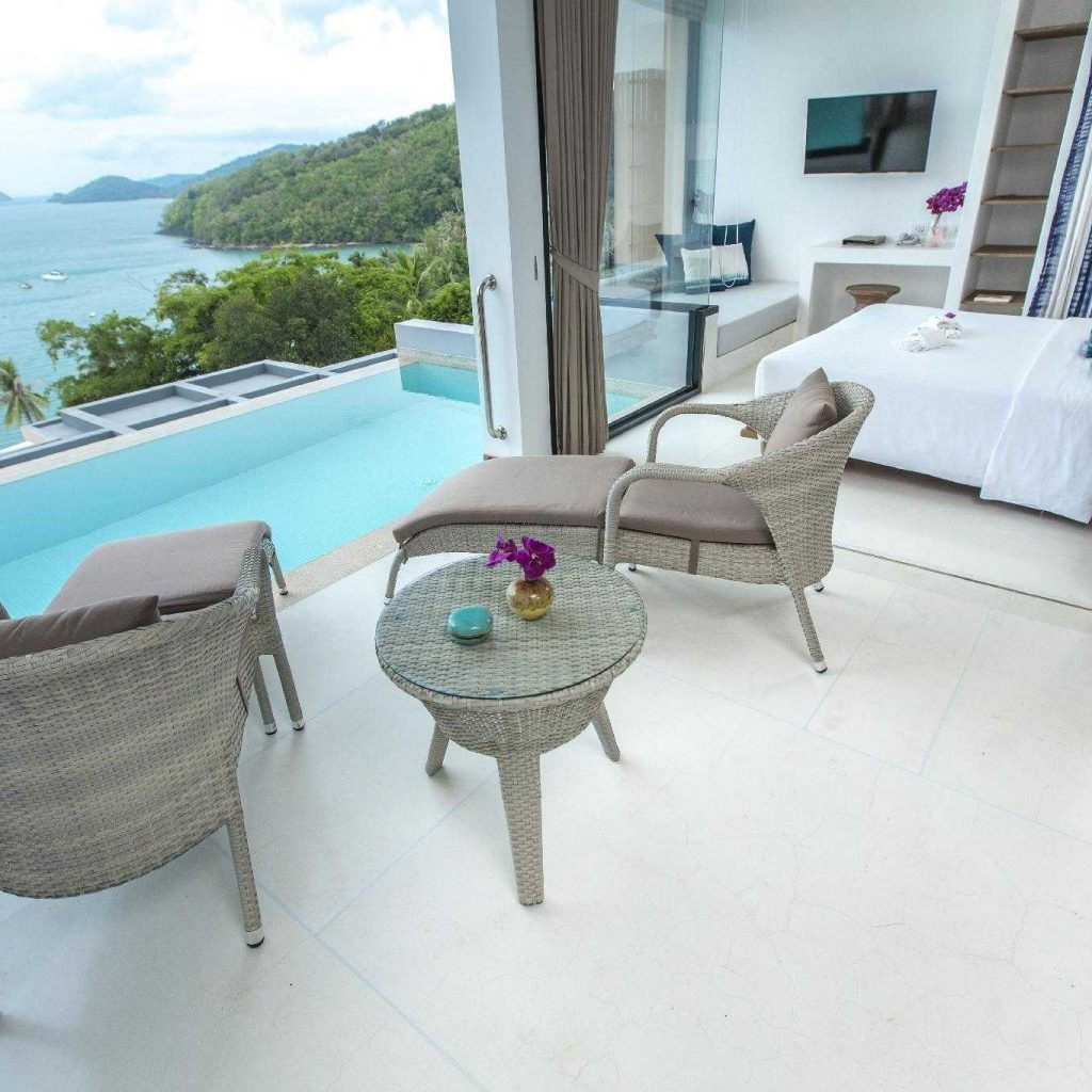 luxury hotels phuket