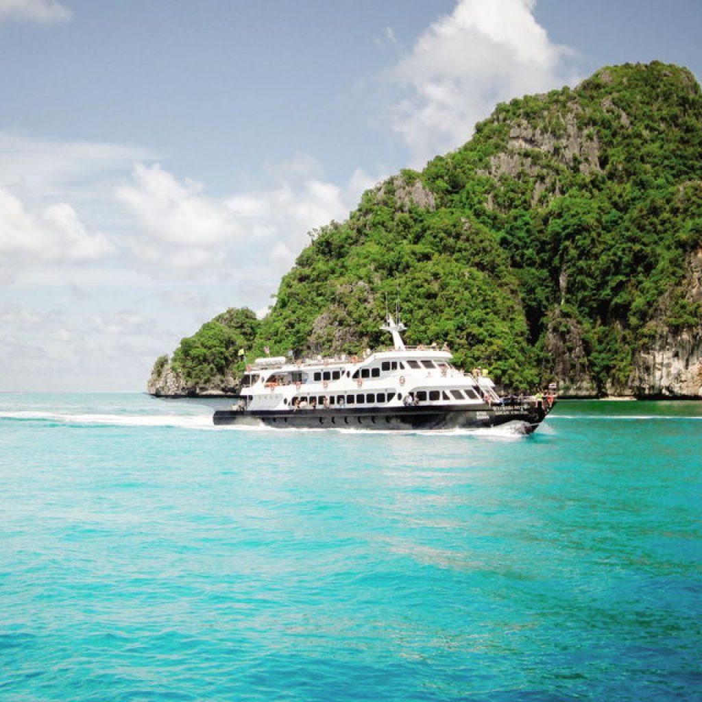 big boat phi phi island