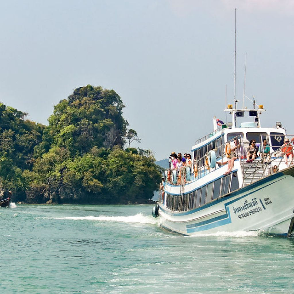 Ferry Transfer to Ao Nang from Phuket