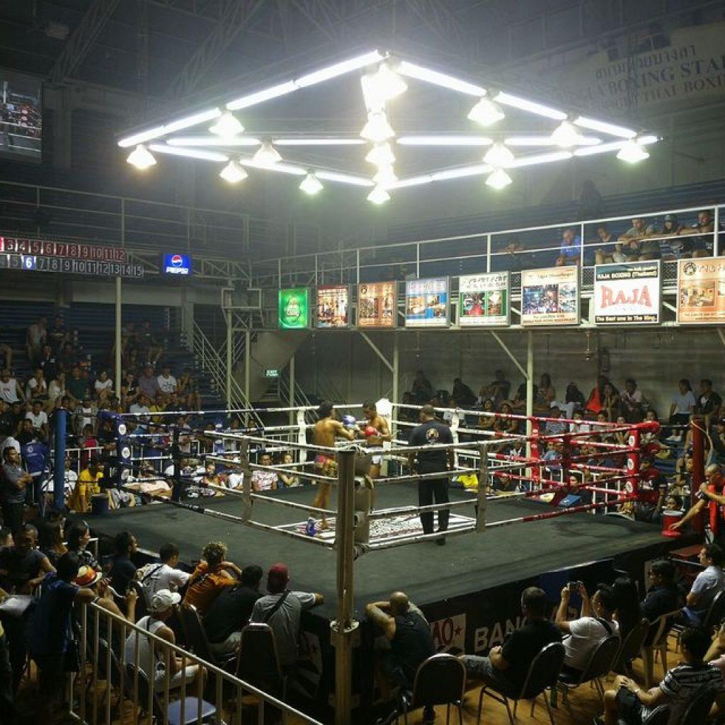 Patong Bangla Boxing Stadium Muay Thai Ticket