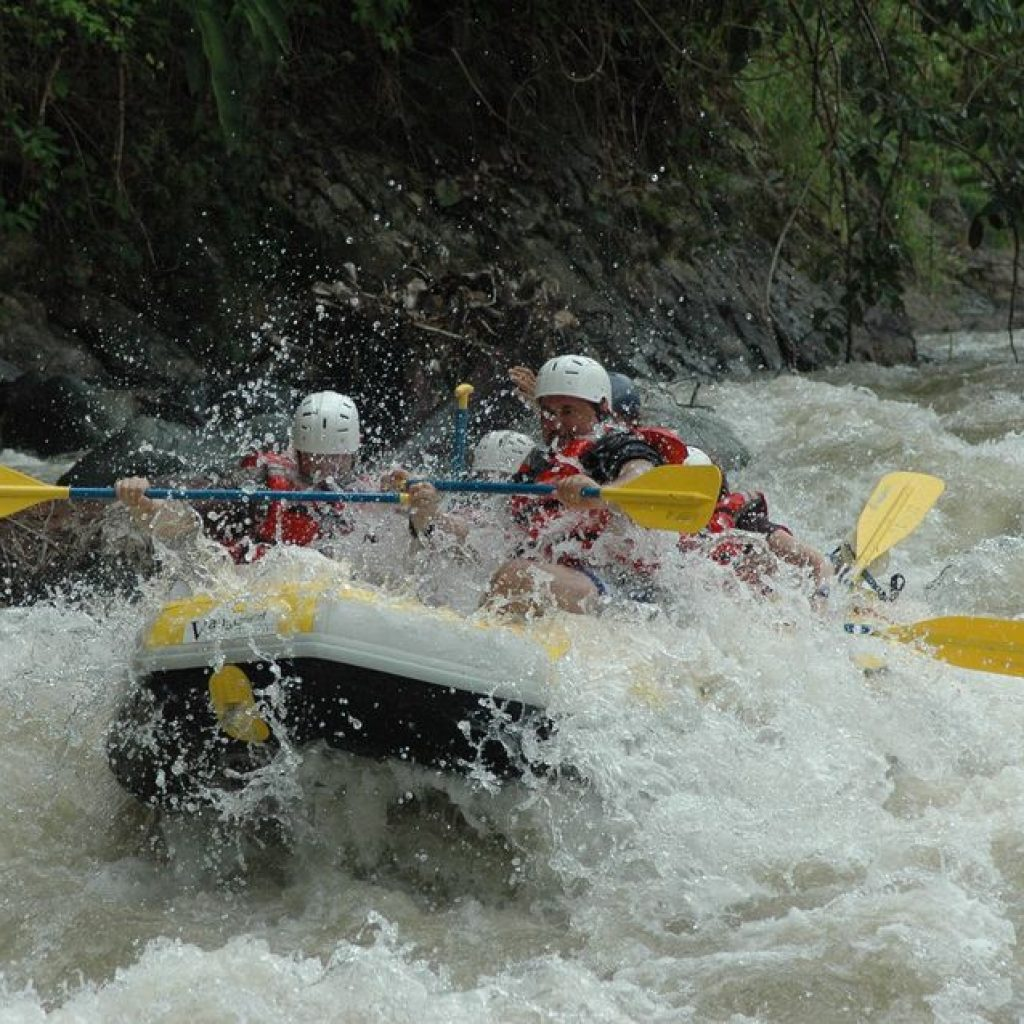 real rafting adventure phuket