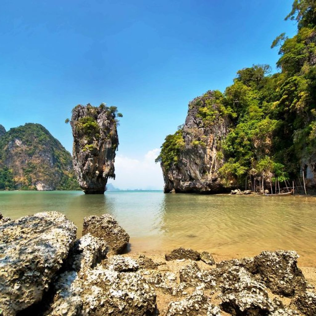 Phuket James Bond Island Tour by Big Boat