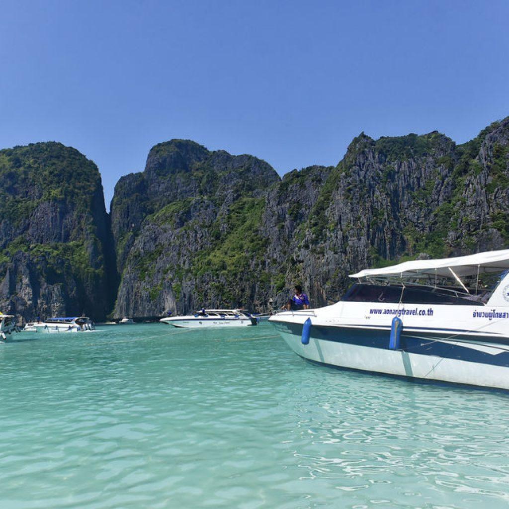 phuket 4 Islands Tour
