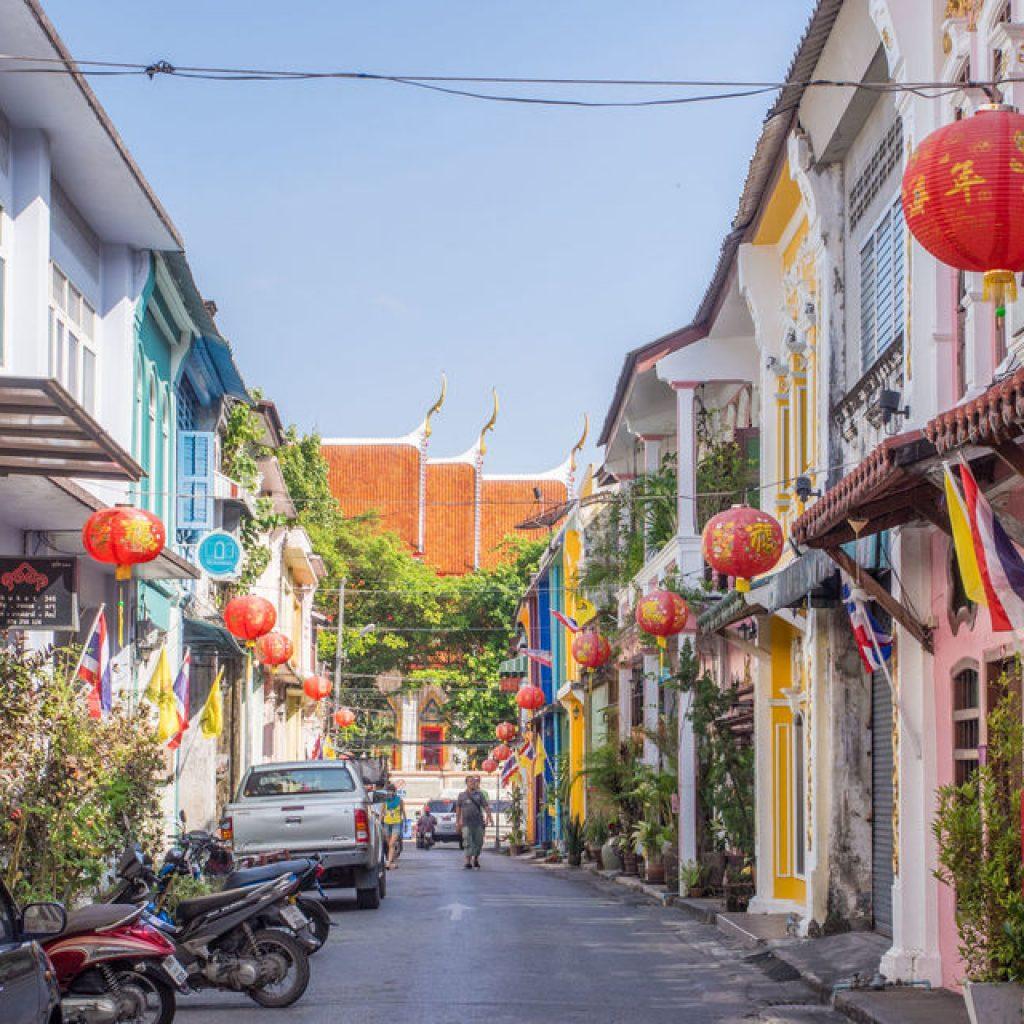 phuket old town tour