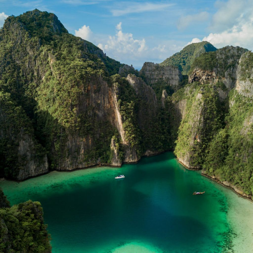 Phi Phi Islands Day Trip