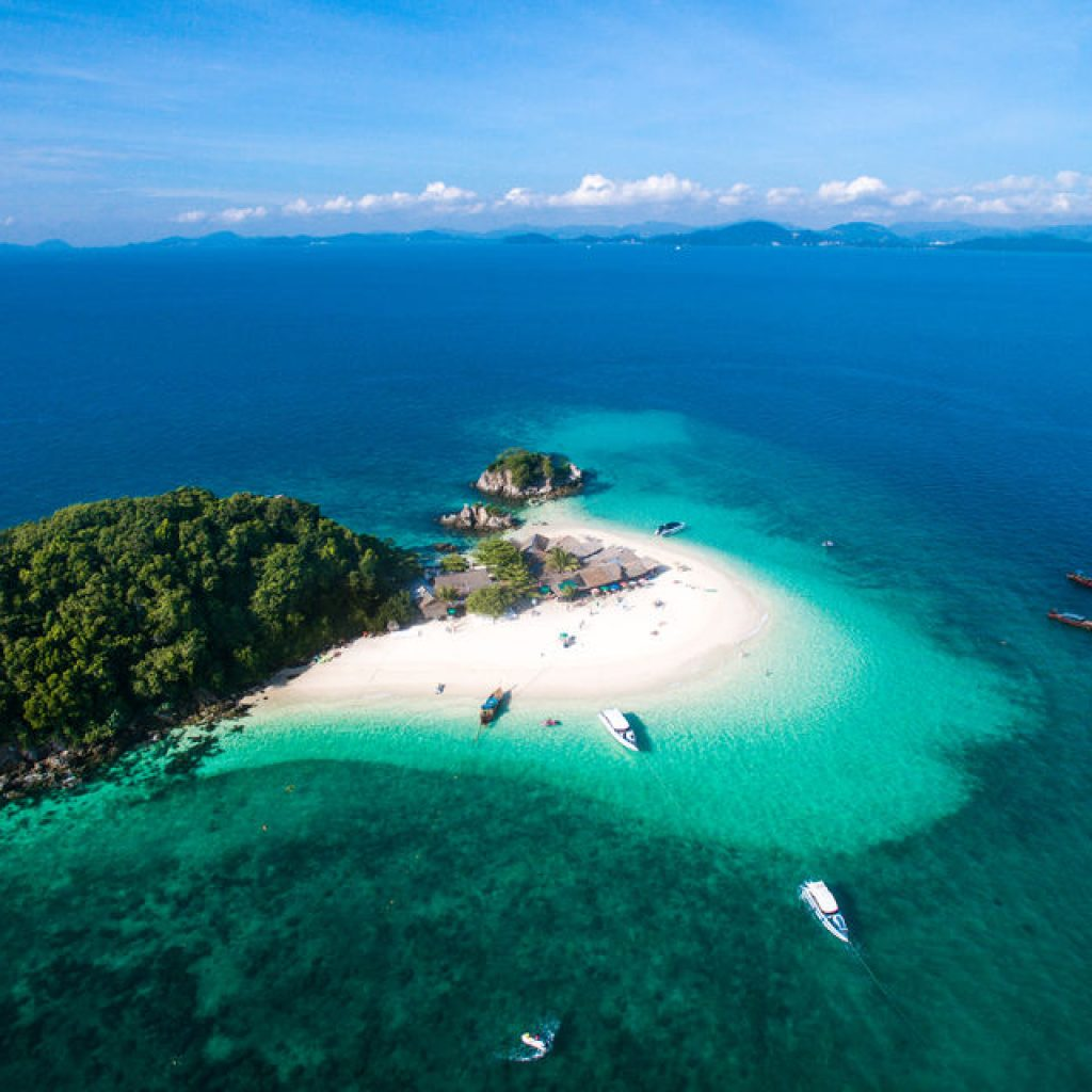 Phi Phi and Khai Islands Tour