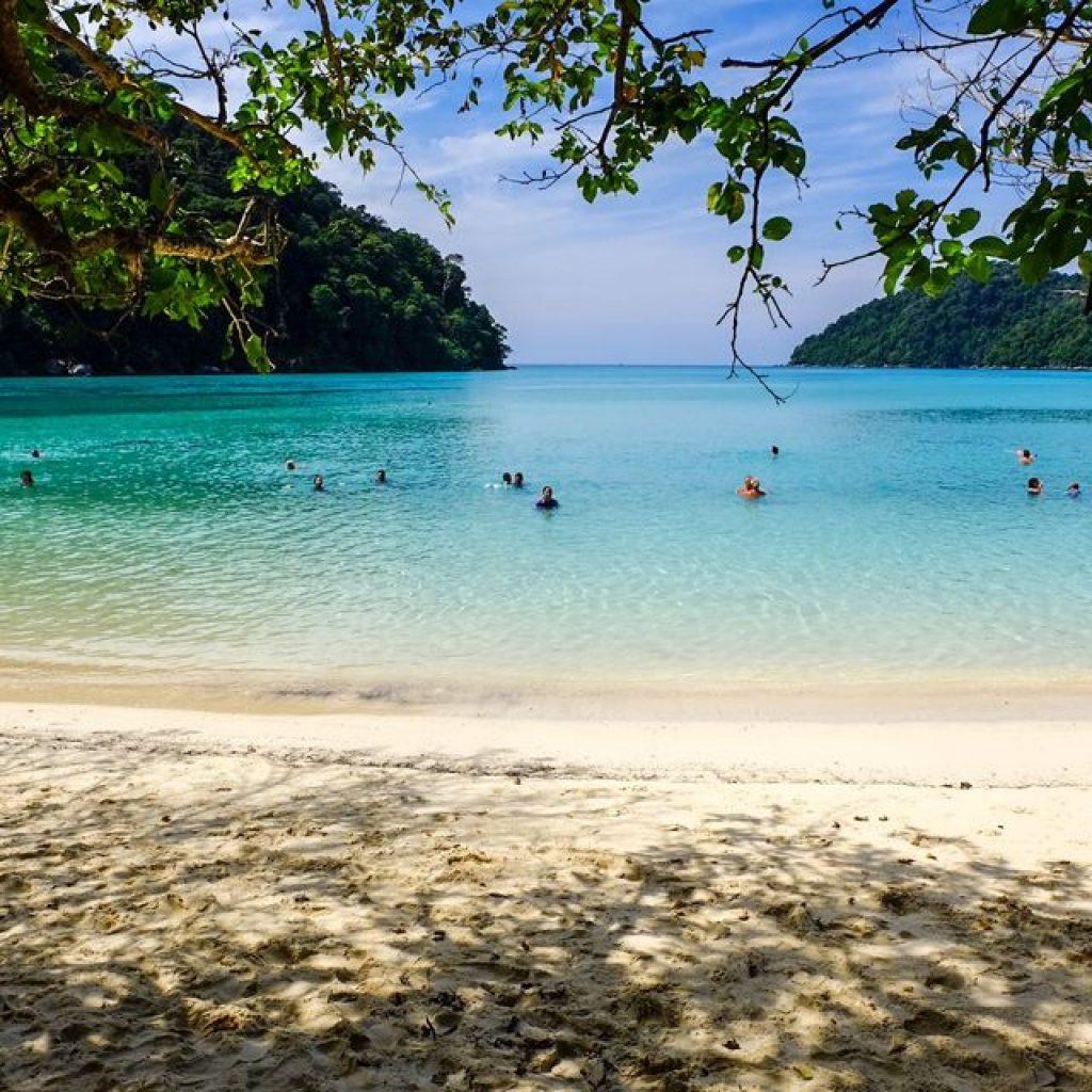 Surin Islands Day Tour