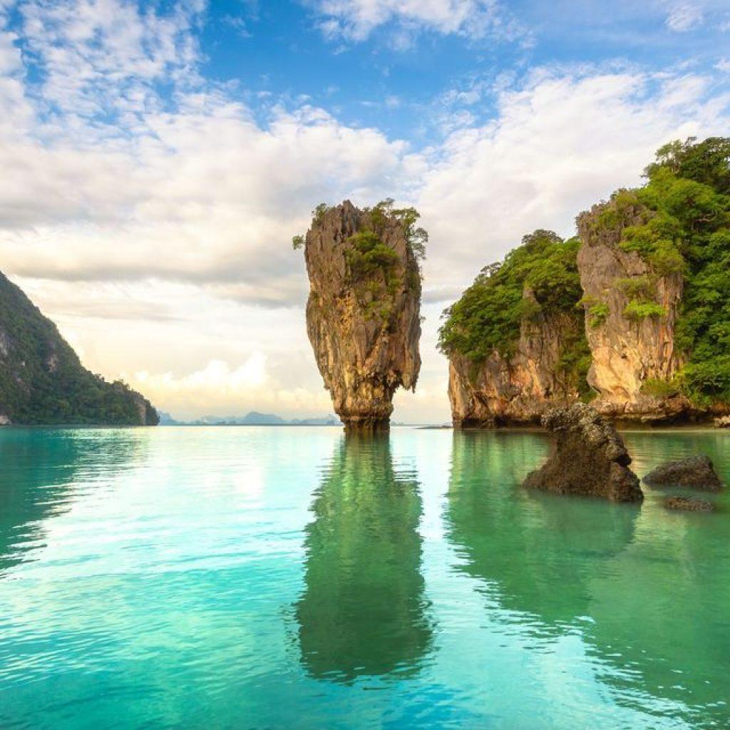 james bond island kayak tour
